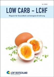 Leseprobe Low Carb - LCHF Magazin März 2015