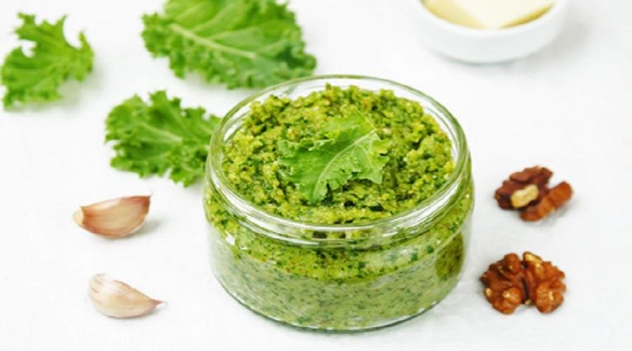 Grünkohl-Walnuss-Pesto