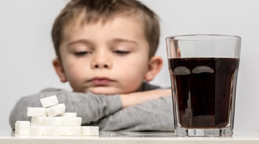 Weniger Zucker - Gesunde Ernährung für Kinder
