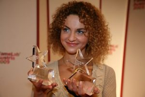 BILD zu OTS - Lucia Aronica/ Gewinnerin FameLab 2009