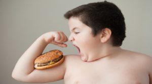kinder mit Übergewicht