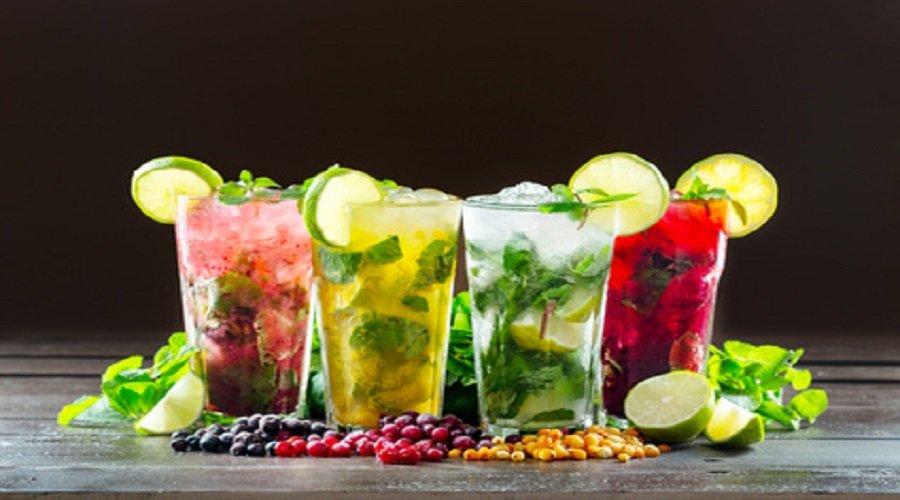 Getränke  Zuckerfreie Getränke für heiße Sommertage - LCHF Deutschland