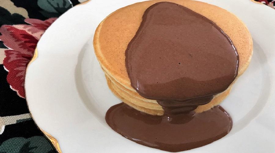 Kokos-Pancake