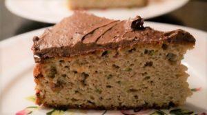 Zucchini-Schokoladen-Kuchen