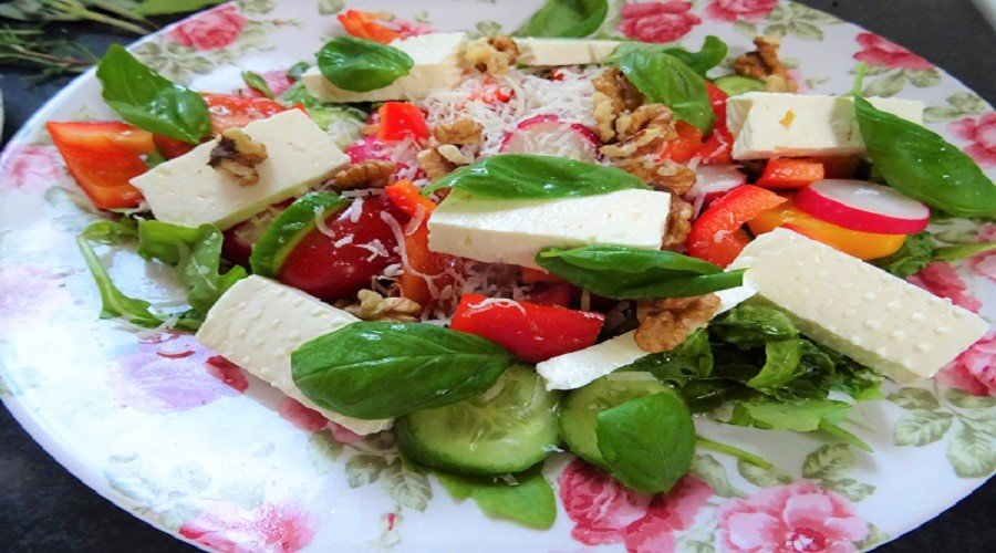 Salat Rhodos
