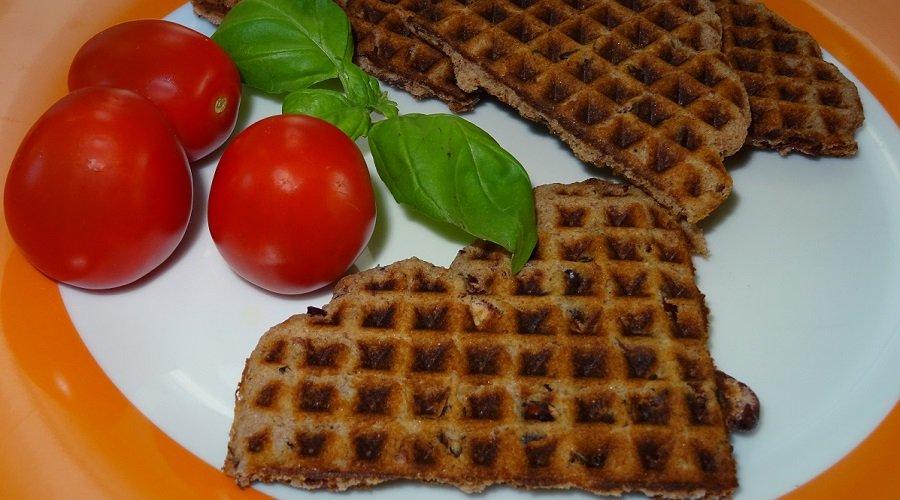 Bohnenwaffeln aus der Low-Carb-Küche - LCHF Deutschland
