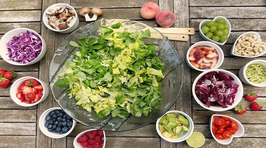 Obst und Gemüse 1