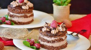 Low Carb Backen - Kuchen und Gebäck