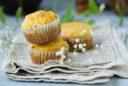 Käsekuchen-Vanille-Muffins