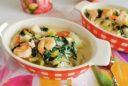 Cremiger Gemüse-Fischeintopf 2