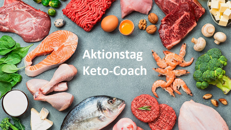 Aktionstag Keto-Coach