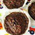 Haselnuss-Muffins - zuckerfrei für Kinder