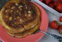 Knusprige Pfannkuchen