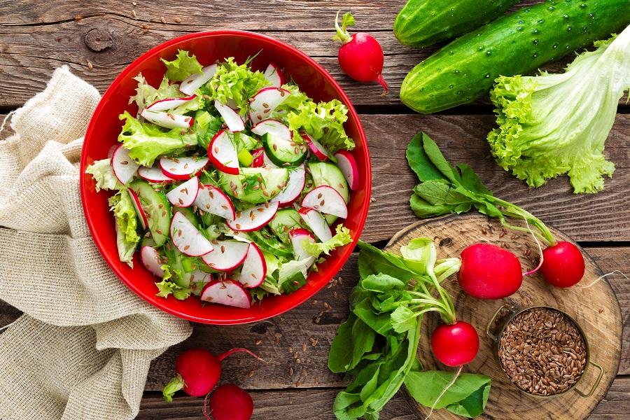 Vegetarische Keto-Ernährung