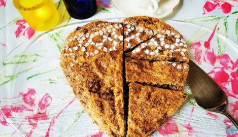 Haselnuss-Hatella-Kuchen