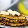Pancakes - zuckerfrei für Kinde