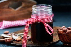 Mandel-Schokoladencreme