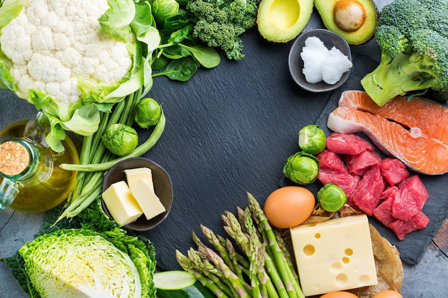 LCHF-/Keto-Ernährung