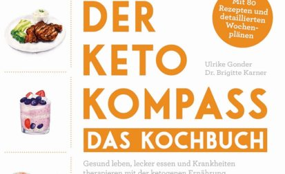Keto-Kompass - Das Kochbuch