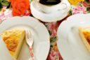 leichter Soufflè-Käsekuchen