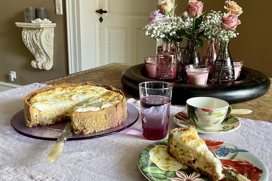 Rhabarberkuchen, wie ich ihn mag