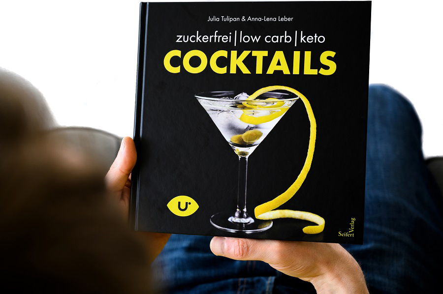 Keto-Cocktails Buch